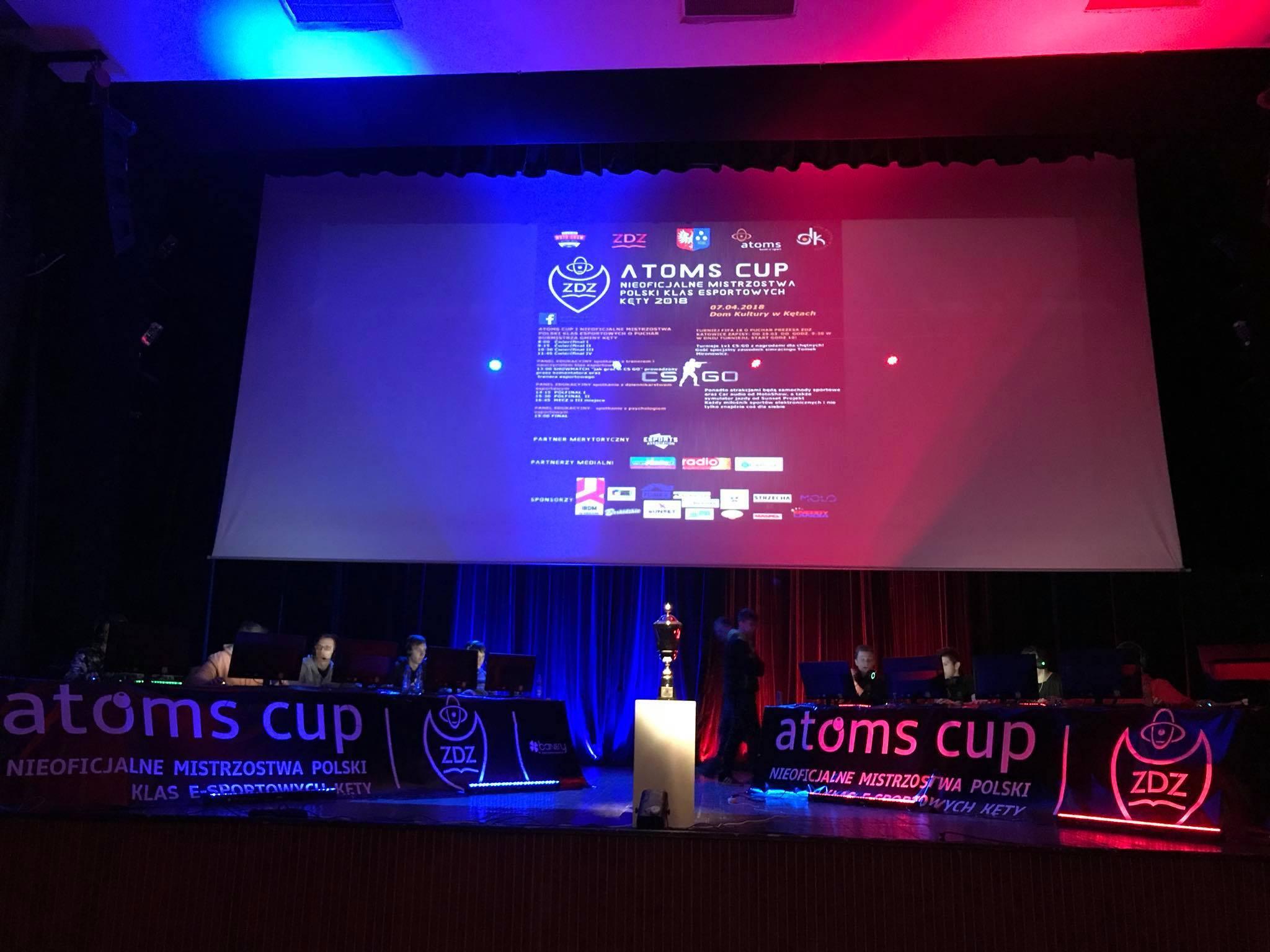 atoms cup