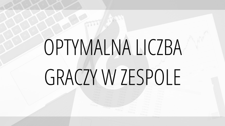 liczba graczy w zespole