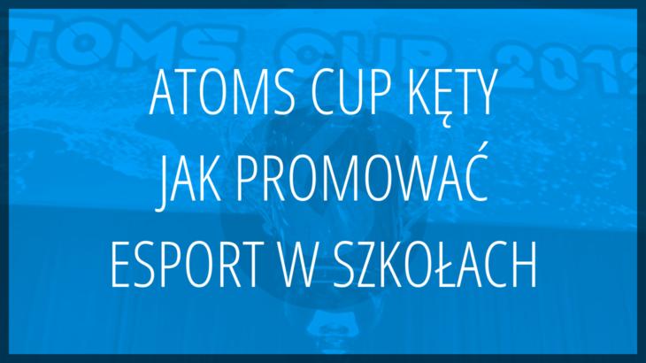 atoms cup kęty