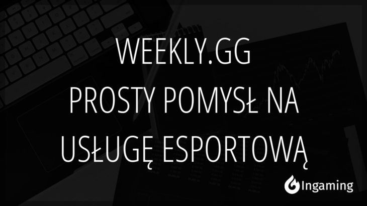 weekly gg