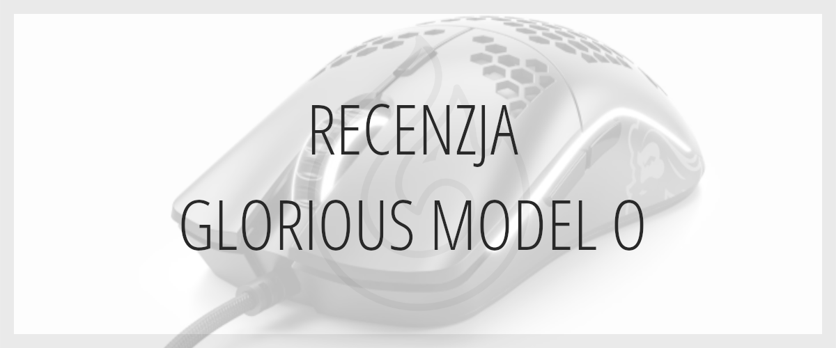 glorious model o recenzja