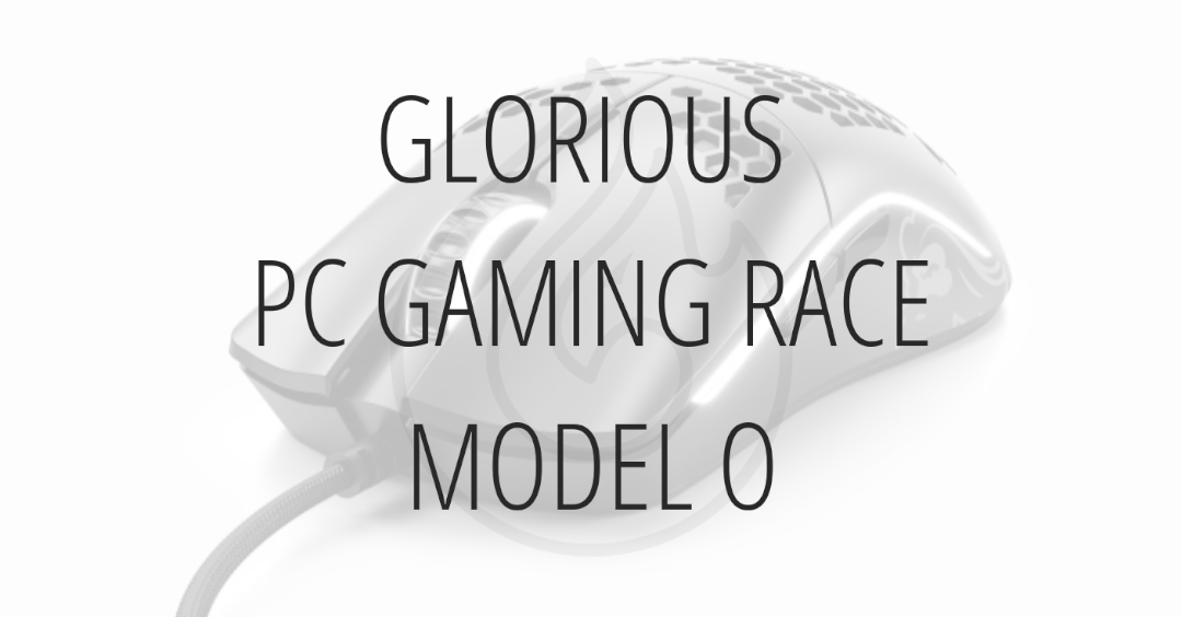 glorious model o